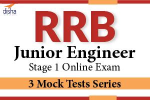 3 Online Mock Tests for RRB junior Engg Stage - I