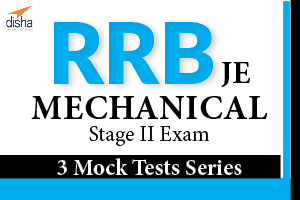 3 Mock test for RRB JE Mechanical Stage II Exam