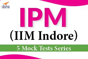 5 Mock test for IPM IIM Indore