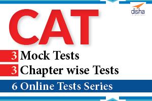 6 Online Test Series CAT Exam