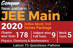 Conquer JEE MAIN 2020 Online Mock Test Series Package