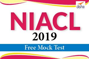 Free Mock Test NIACL AO Exam 2019