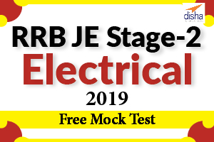 Free Mock Test RRB JE Stage 2 Electrical