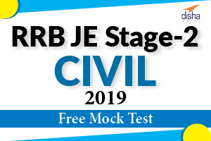 Free Mock Test  RRB JE Stage 2 Civil 2019