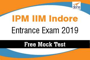 Free Mock Test IPM IIM Indore 2019