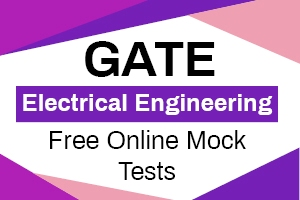 Free Mock Test GATE 2019 Electrical Engg