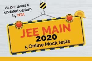 JEE Main 5 Online Tests