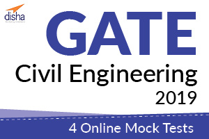 GATE Civil Eng 2019 - 4 Mock Tests