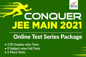 Conquer JEE MAIN 2021 Online Test Series Package