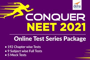 Conquer NEET 2021 Online Mock Test Series Package New