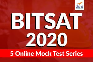 BITSAT 2020 - 5 Online Mock Test Series