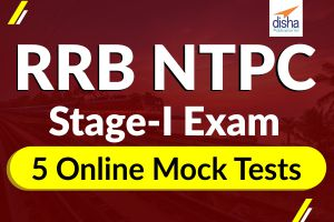RRB NTPC Stage - 1 Exam 5 Online Mock Tests