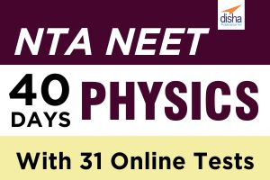 NTA NEET 40 Days Physics With 31 Online Tests