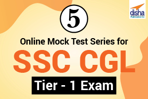 5 Online Mock Test Series for SSC CGL Tier - 1 Exam