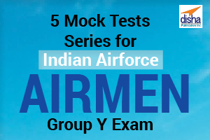 5 Online Mock Test Series for IAF Airmen Group Y Exam