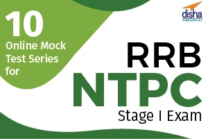 10 Online Mock Test Series for RRB NTPC stage 1 Exam