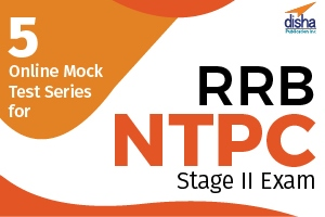 5 Online Mock Test Series for RRB NTPC Stage-II Exam