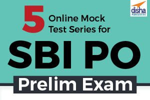 5 Online Mock Test Series for SBI PO Prelim Exam