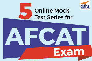 5 Online Mock Test Series for AFCAT Exam