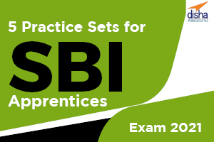 5 Practice Sets for SBI Apprentices Exam 2021