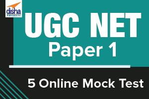 UGC NET PAPER(1) 5 MOCK TEST
